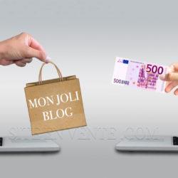Peut-on se faire de l'argent en vendant son blog ?