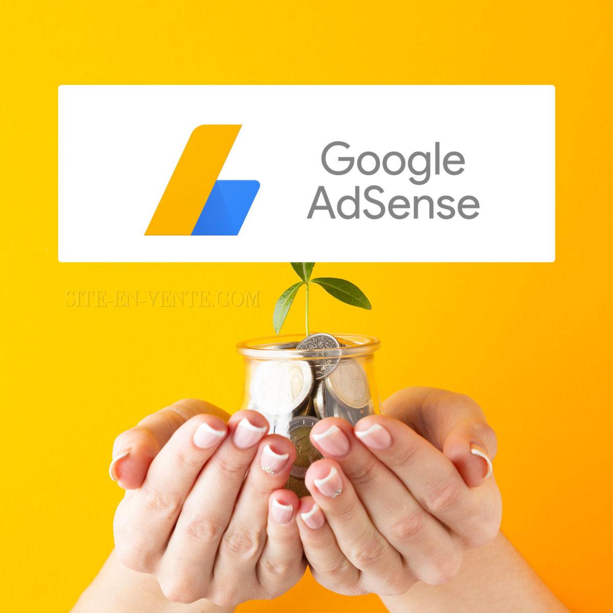 site internet google adsense